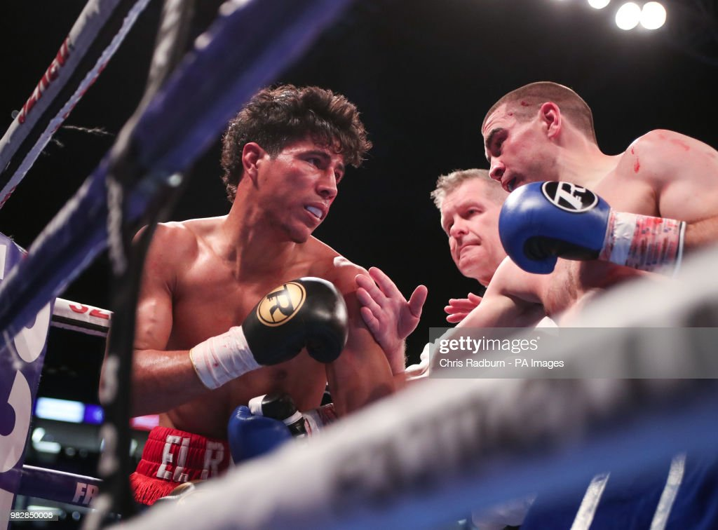 O2 Arena Boxing - London : News Photo