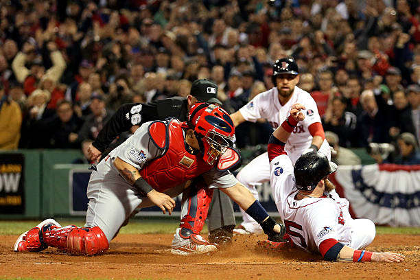 World Series - St Louis Cardinals v Boston Red Sox - Game Six