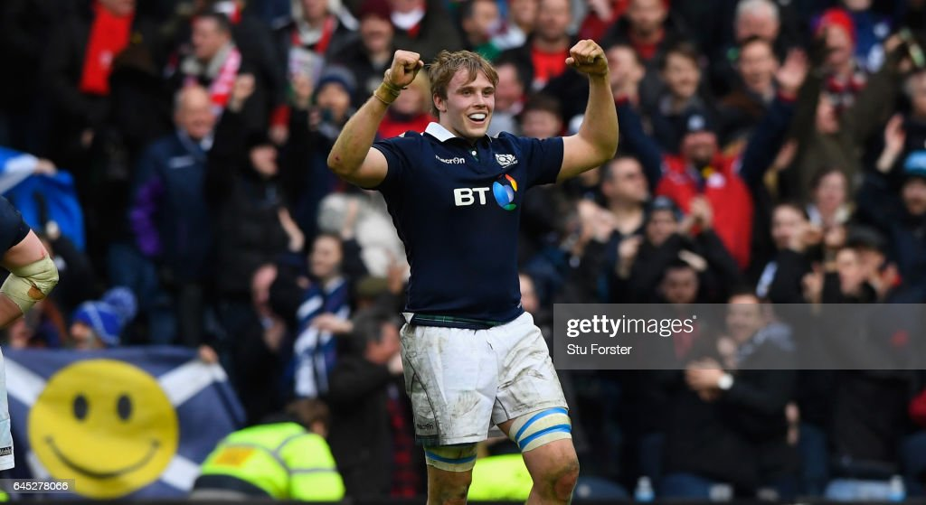 Scotland v Wales - RBS Six Nations : News Photo