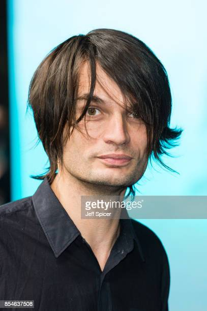 Jonny Greenwood from Radiohead attends the World Premiere of 'Blue Planet II' on September 27 2017 in London United Kingdom