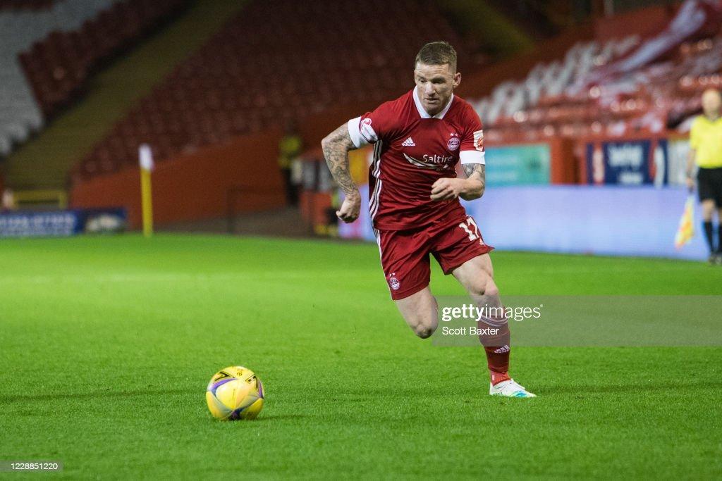 Aberdeen v St. Mirren - Ladbrokes Scottish Premiership : News Photo