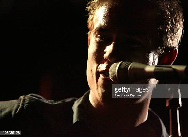 Jonny Lang during 2006 Park City Zone Perfect Presents Keb Mo at Airborne Lounge in Park City Utah United States