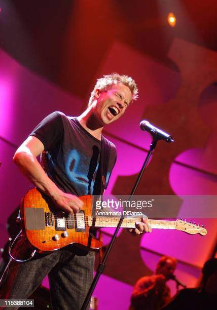 Jonny Lang during Bogart Tour For A Cure 2003 featuring Seal Jonny Lang Michael McDonald Gavin DeGraw Queen Latifah and Sharon Osbourne at Kodak...