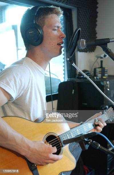 Jonny Lang during Jonny Lang at KBCO Studio C at KBCO Studio C in Boulder Colorado United States