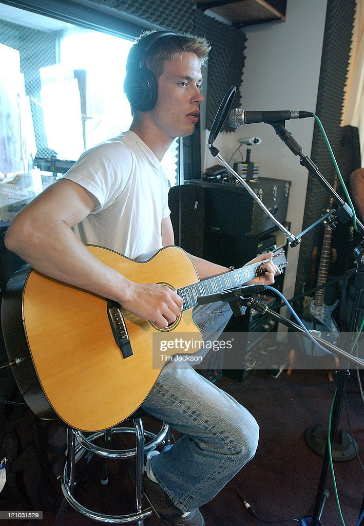 Jonny Lang at KBCO Studio C
