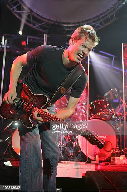 Jonny Lang during Jonny Lang Opens a New Venue The Vault at The Vault in Long Beach California United States