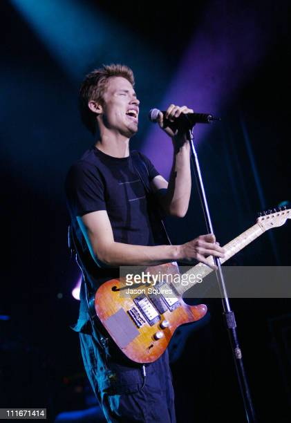 Jonny Lang during Jonny Lang Peforms Live in Kansas City at Uptown Theatre in Kansas City Missouri United States