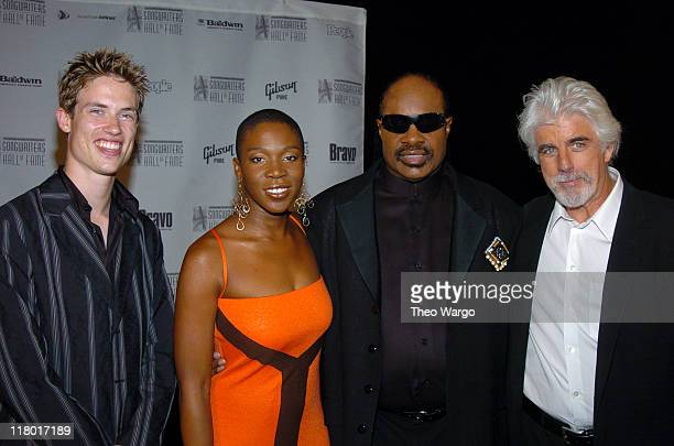Jonny Lang IndiaArie Stevie Wonder and Michael McDonald