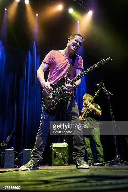 Jonny Lang performs at The Soundboard Motor City Casino on May 14 2015 in Detroit Michigan