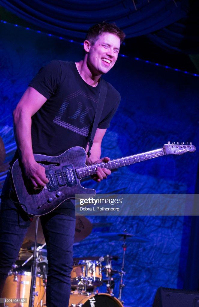 Jonny Lang In Concert - New York, NY