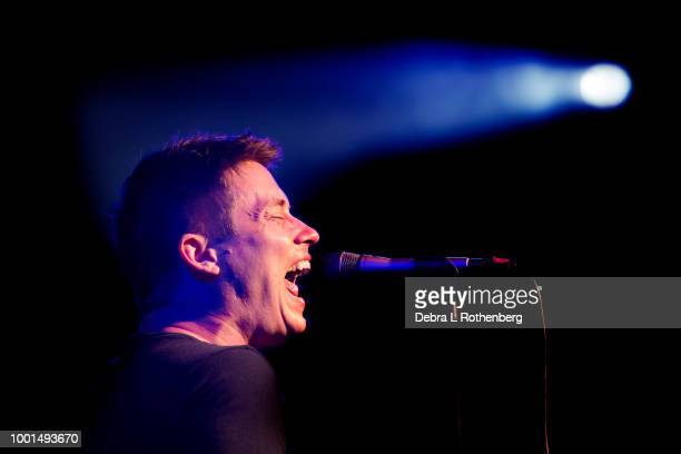 Jonny Lang performs on stage at Sony Hall on July 18 2018 in New York City