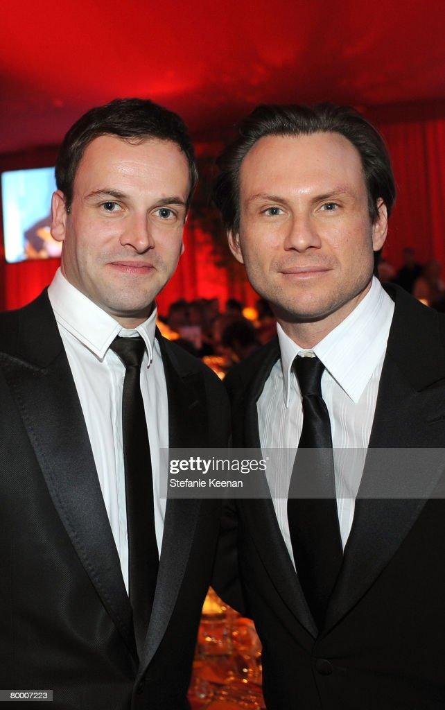 16th Annual Elton John AIDS Foundation Oscar Party - Sponsored by Chopard : News Photo