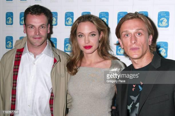 Jonny Lee Miller Angelina Jolie Stock Photos And Pictures