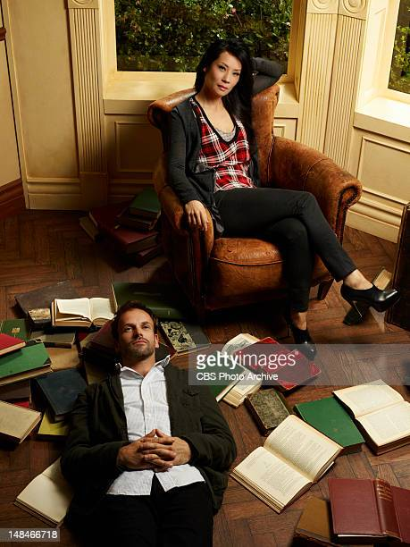 Jonny Lee Miller stars as Sherlock Holmes and Lucy Liu stars as Watson on the new television series ELEMENTARY premiering Thursdays 10pm ET/PT this...