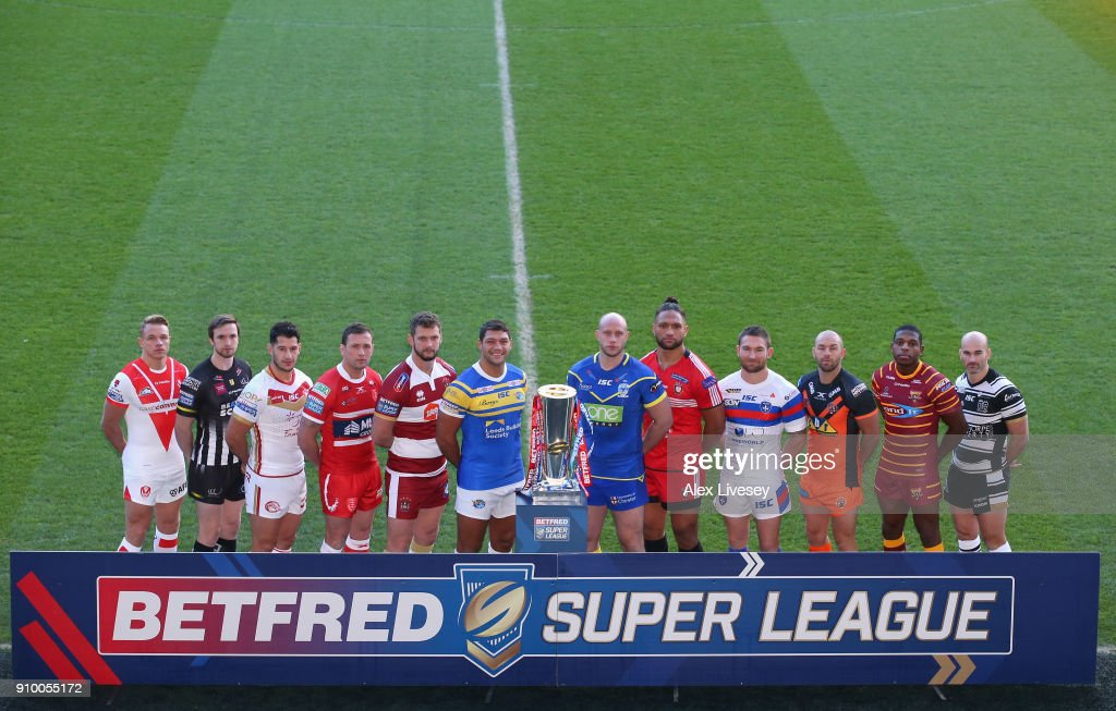 Rugby League 2018 Season Launch