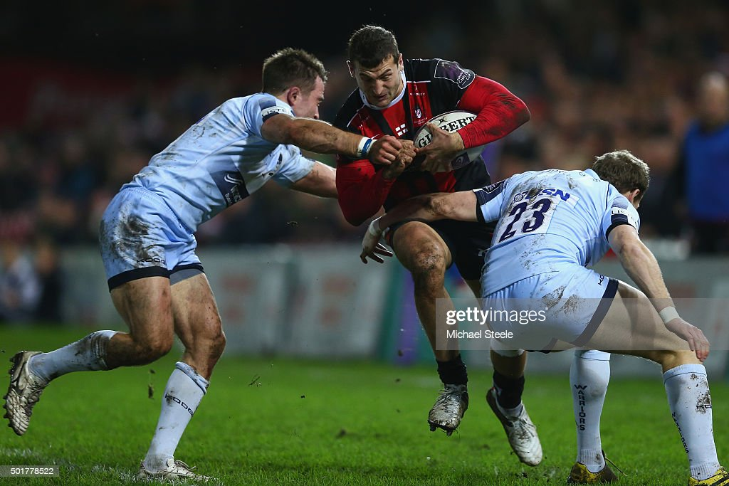 Gloucester Rugby v Worcester Warriors - European Rugby Challenge Cup
