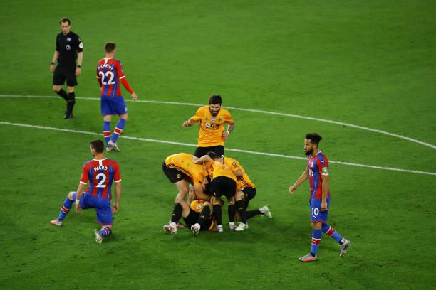 GBR: Wolverhampton Wanderers v Crystal Palace - Premier League