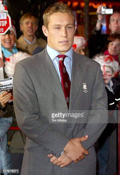 Jonny Wilkinson during BBC 50th Sports Personality Of The Year Awards at BBC Television Centre in London, Great Britain.