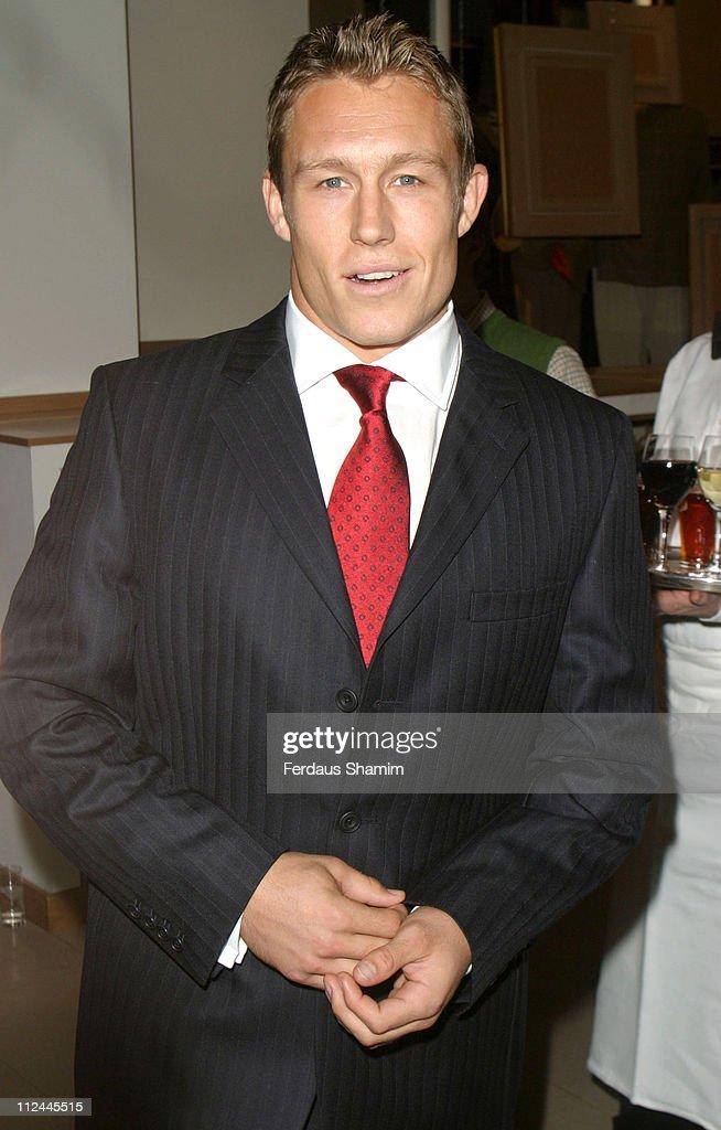 Jonny Wilkinson Attends The Hackett 21st Birthday Party