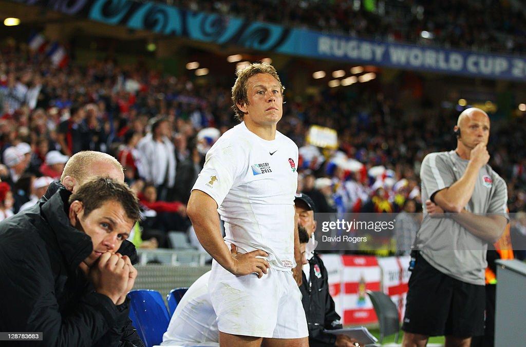 England v France - IRB RWC 2011 Quarter Final 2