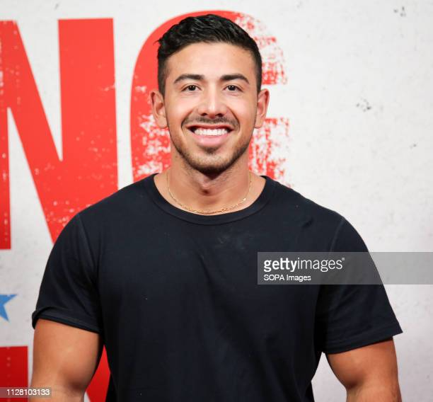 CINEMAS SYDNEY NSW AUSTRALIA Jono Castano attends the premiere of Fighting With My Family at Event Cinemas George Street