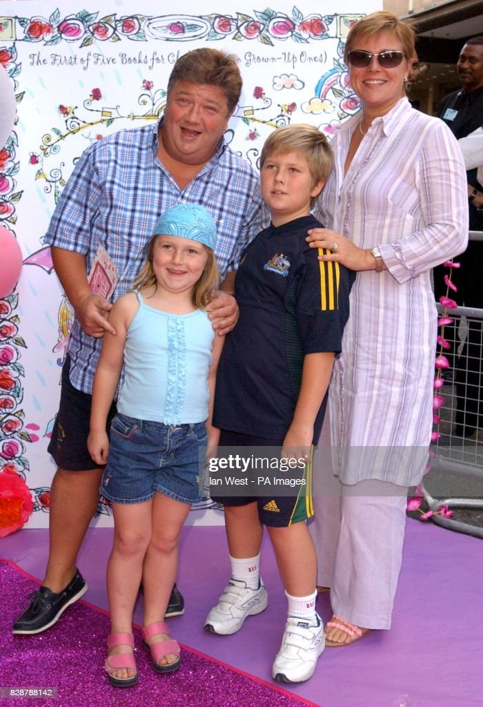 DJ Jono Coleman Family Arrives At The Launch Of Madonna's