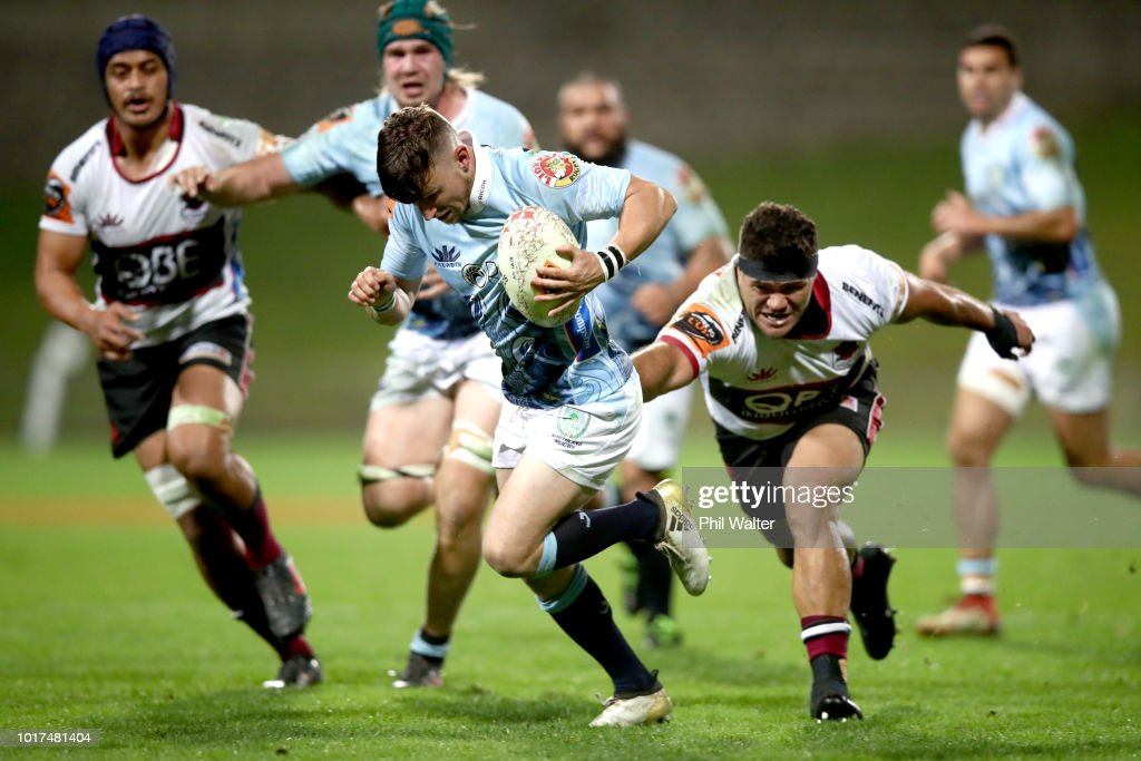 Mitre 10 Cup Rd 1 - North Harbour v Northland