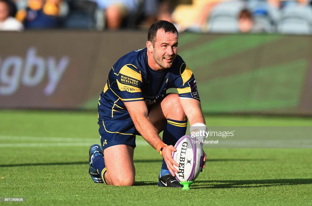 Worcester Warriors v Brive - European Rugby Challenge Cup : News Photo