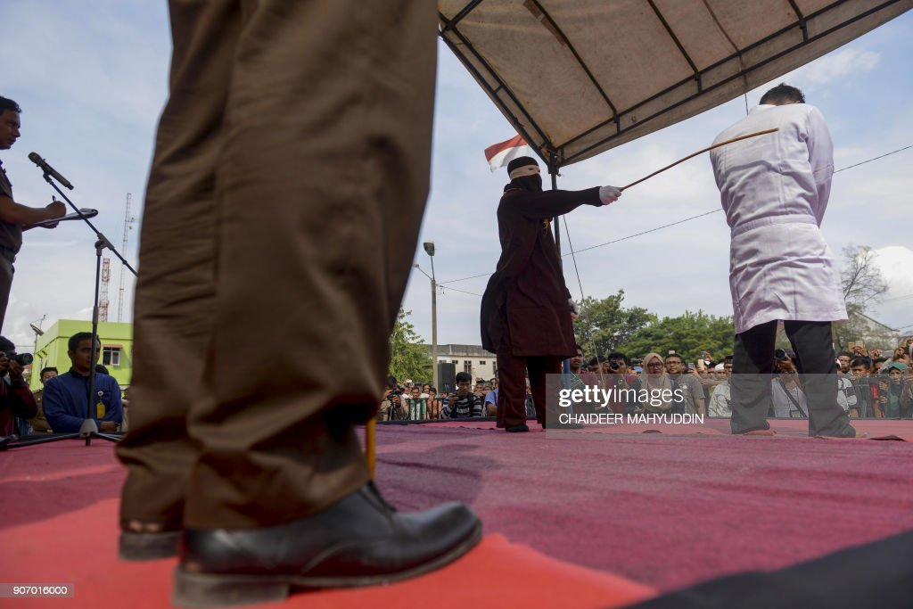 INDONESIA-RELIGION-CRIME-ISLAM : News Photo