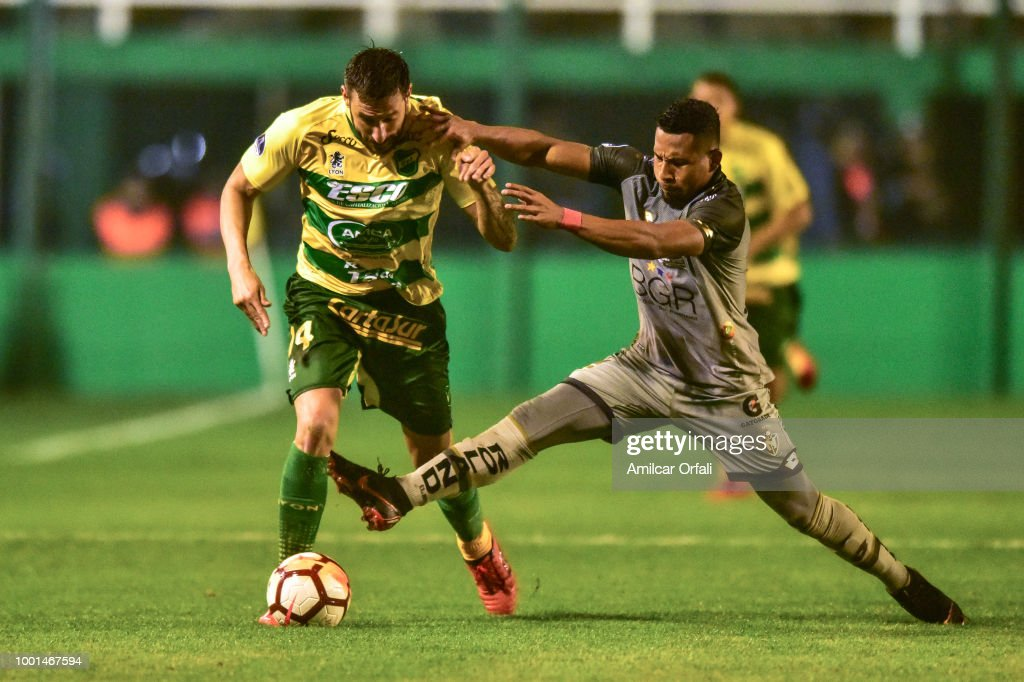 Defensa y Justicia v El Nacional - Copa CONMEBOL Sudamericana 2018