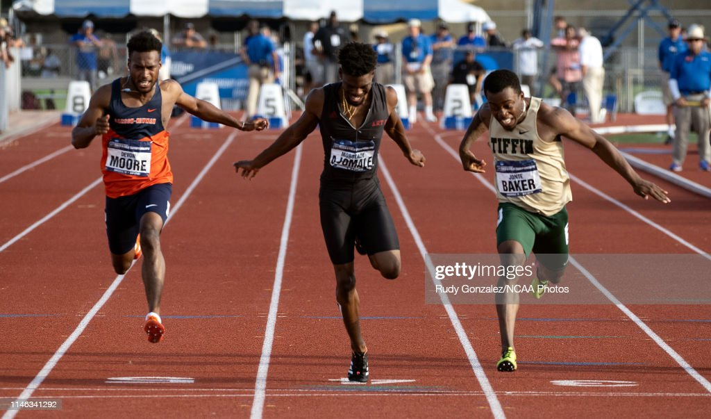 TX: 2019 NCAA Division II Men's and Women's Outdoor Track & Field Championships