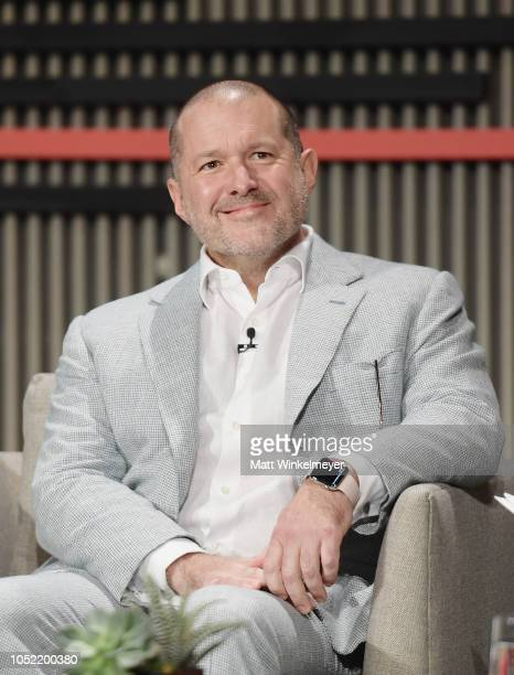 Jony Ive attends WIRED25 Summit WIRED Celebrates 25th Anniversary With Tech Icons Of The Past Future on October 15 2018 in San Francisco California
