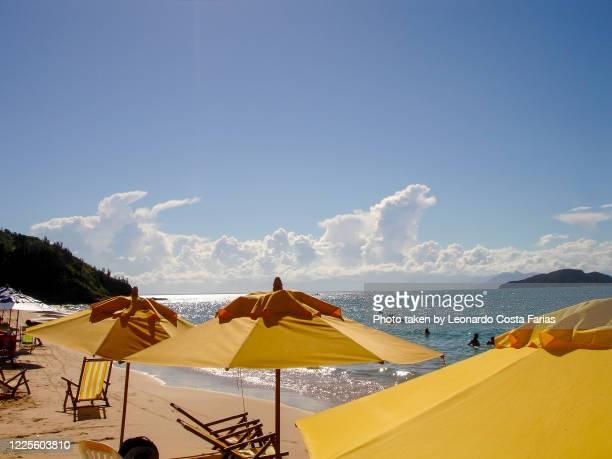 joão fernandinho beach - leonardo costa farias stock pictures, royalty-free photos & images