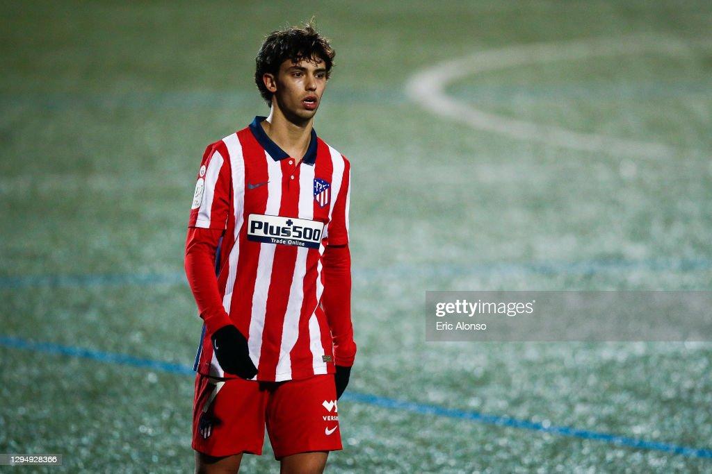 Cornella v Atletico Madrid - Copa del Rey : News Photo