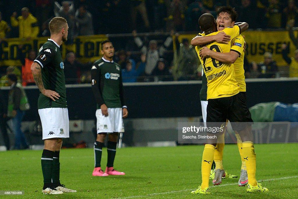Borussia Dortmund v FC Krasnodar - UEFA Europa League