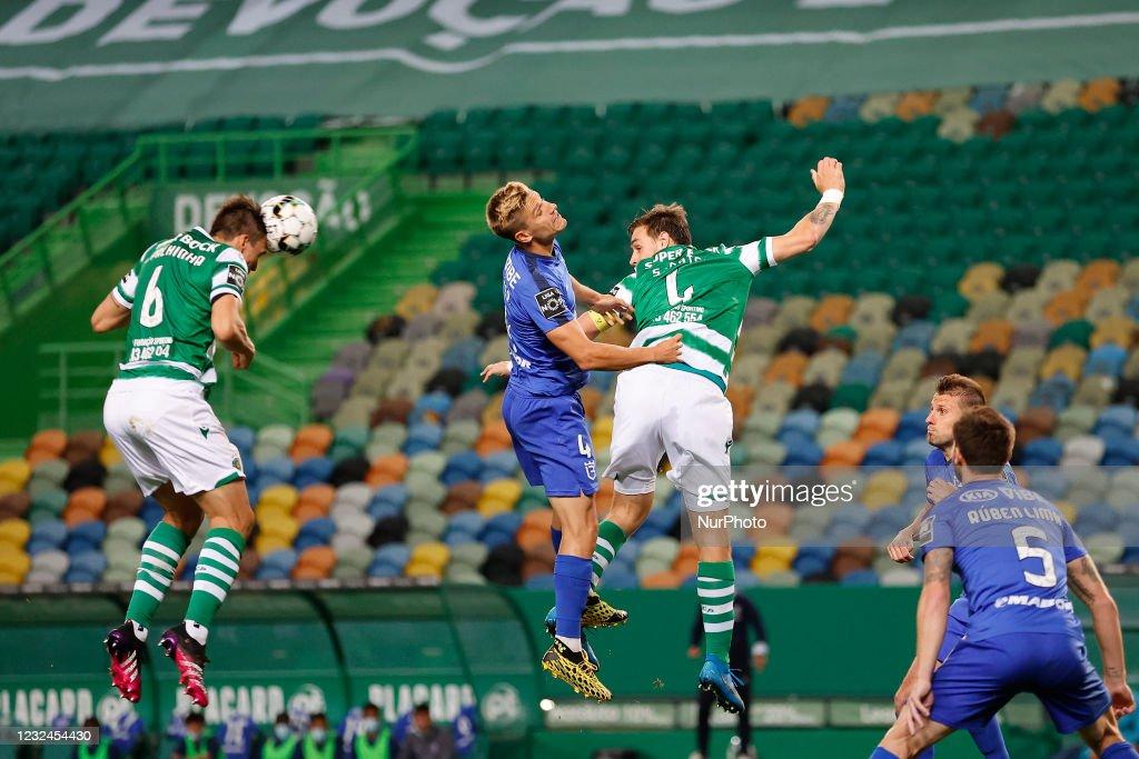 Sporting CP v Belenenses SAD - Liga NOS : News Photo
