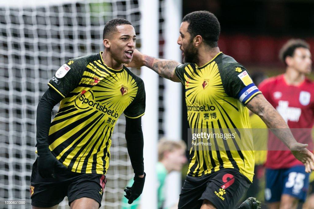 Watford v Huddersfield Town - Sky Bet Championship : News Photo