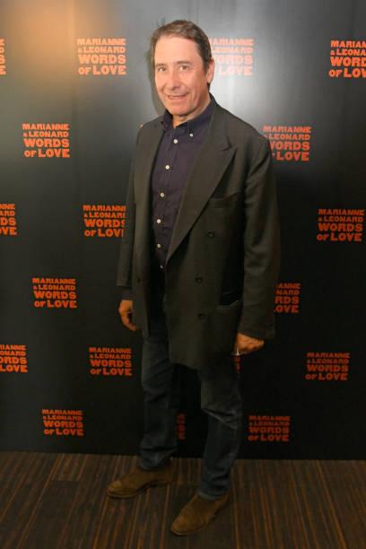 "GBR: ""Marianne & Leonard: Words of Love"" - UK Premiere - VIP Arrivals"