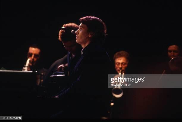 Jools Holland, Prince's Trust, 5 June 1987 Wembley Arena.