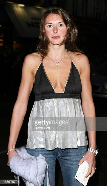 Jools Oliver Attends The 'Layer Cake' Premiere At The Electric Cinema In London'S Portobello Road