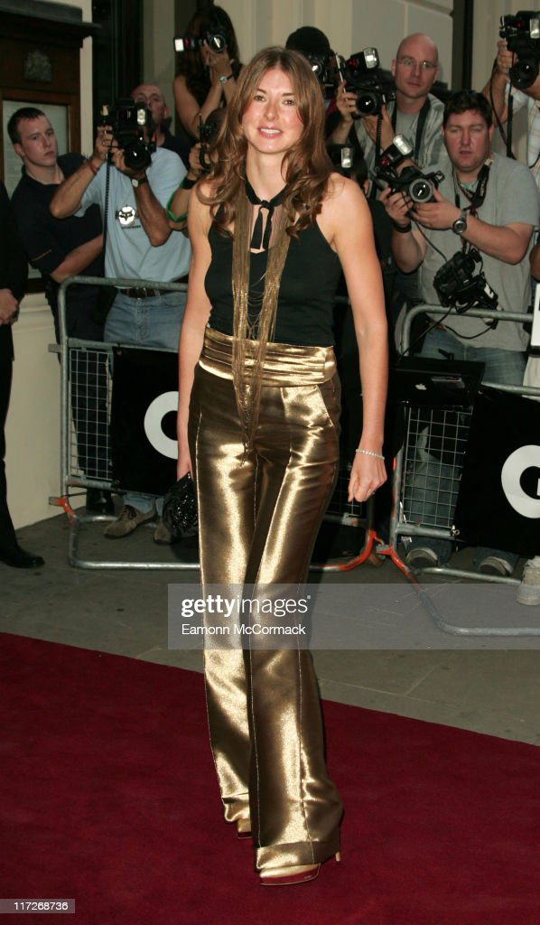 Jools Oliver during GQ Men of the Year Awards - Outside Arrivals at Royal Opera House in London, Great Britain.