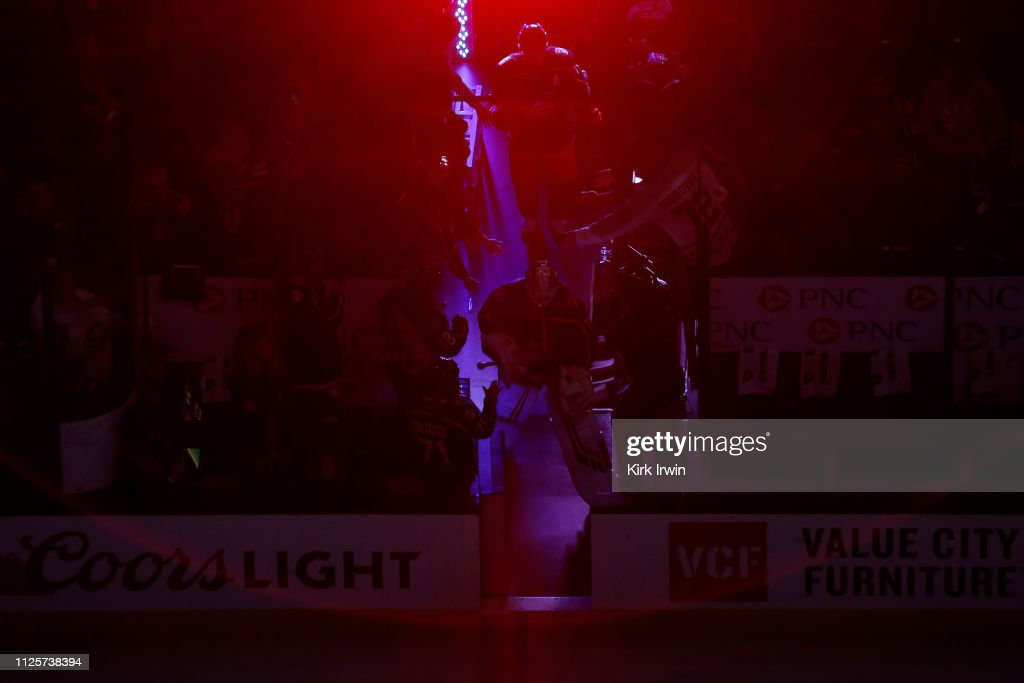 OH: Tampa Bay Lightning v Columbus Blue Jackets