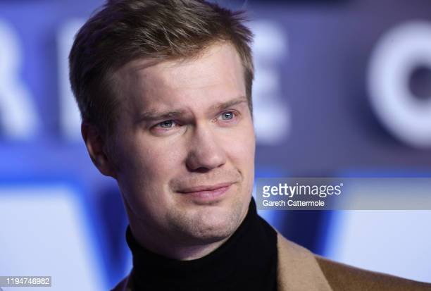 Joonas Suotamo attends the European premiere of Star Wars The Rise of Skywalker at Cineworld Leicester Square on December 18 2019 in London England