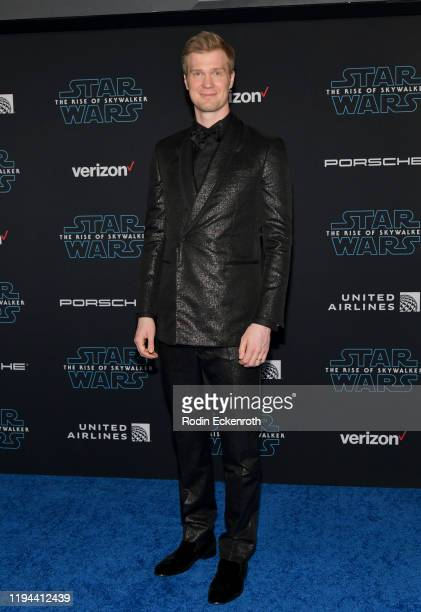 Joonas Suotamo attends the Premiere of Disney's Star Wars The Rise Of Skywalker on December 16 2019 in Hollywood California
