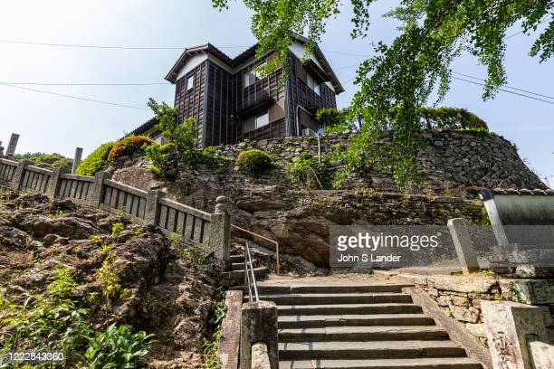 Jorakuji Temple is temple No 14This temple has one of the most unusual courtyards of the entire pilgrimage Its compound was built on an uneven rock...