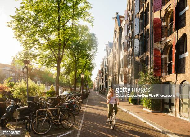 Jordaan district, Amsterdam, Netherlands