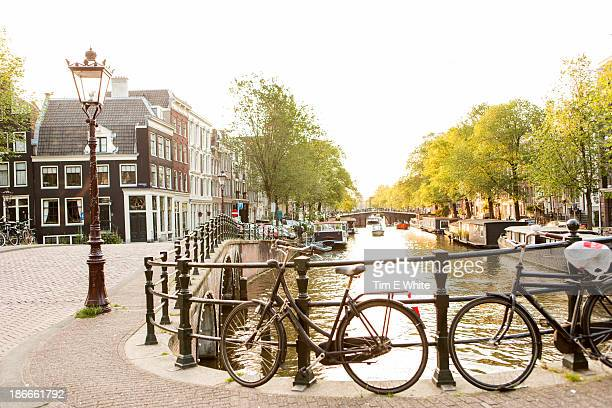 Jordaan district of Amsterdam, Netherlands