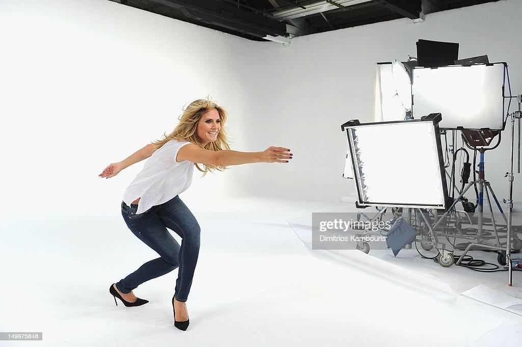 LORI: Heidi klum jordache jeans