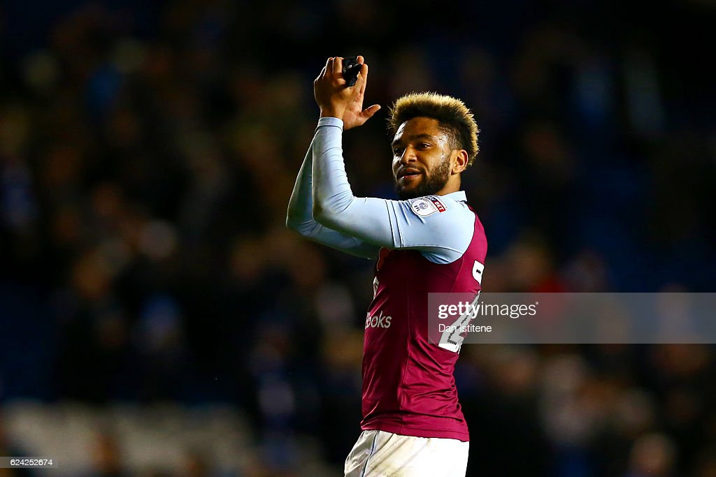 Brighton & Hove Albion v Aston Villa - Sky Bet Championship : News Photo