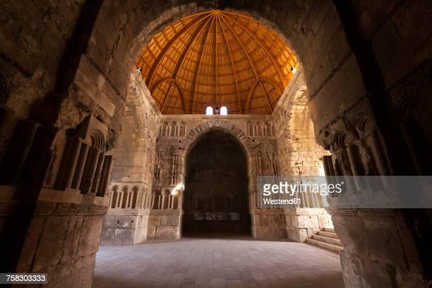 Jordan, Amman, Amman Citadel, Umayyad Palace